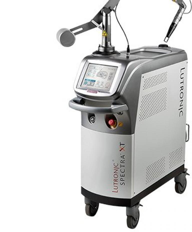 The first face laser device Lutronic in Georgia Spectra XT